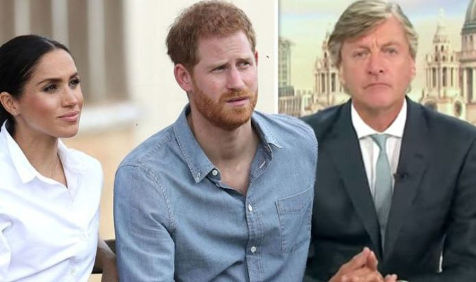 'He needs to be careful' Prince Harry gets warning from Richard Madeley after 'faux pas'