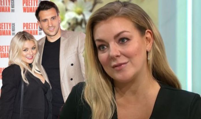 Sheridan Smith and fiancé Jamie Horn announce split 3 years after meeting on dating app