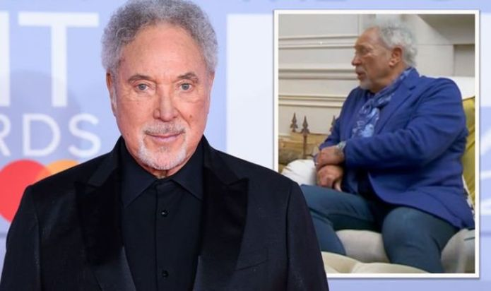 Tom Jones announces new show after being replaced on Celebrity Gogglebox by Ed Sheeran