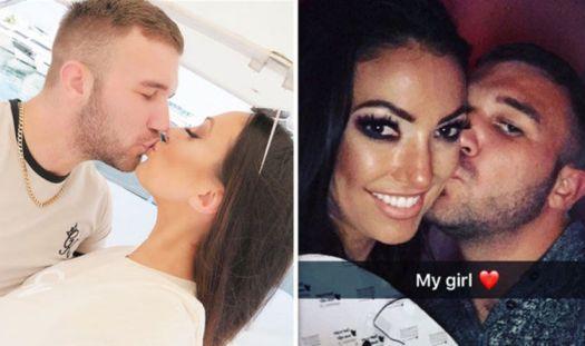 Sophie Gradon boyfriend dead: Aaron Armstrong dies weeks ...