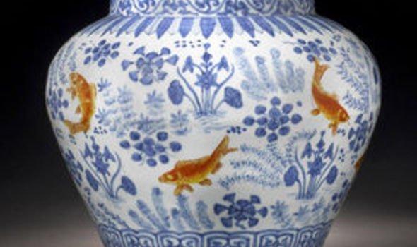 Image result for ming vase