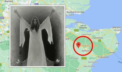 UK's 'most haunted village' boasts one ghost for every 89 residents
