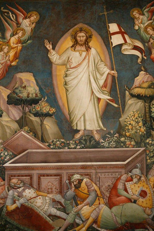 Noticias bíblicas: Pintura de Jesucristo