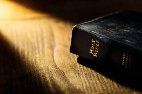 Holy Bible - The Christian Bible