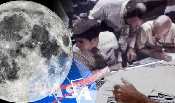 NASA conspiracy claims: UFO hunter presents Apollo 15 photos
