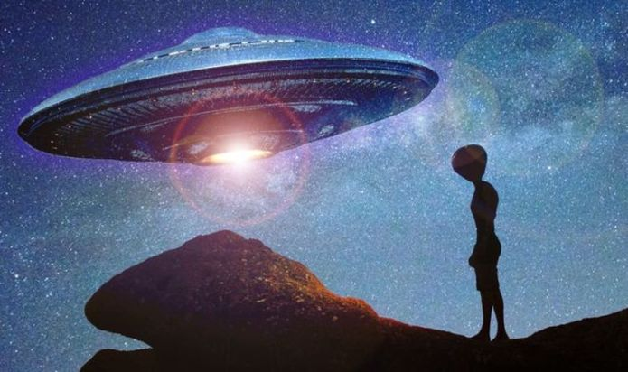 UFO mania: Startling poll finds majority of Americans believe alien ETs are real