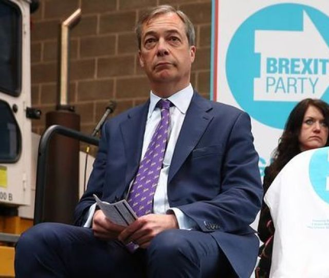 Brexit Party Latest News And Updates Brexit Party Polls Tracker Express Co Uk