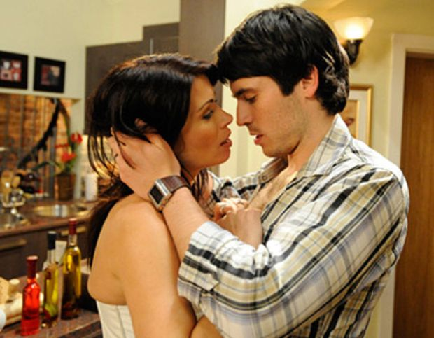 Coronation Street - Liam and Carla (2008)