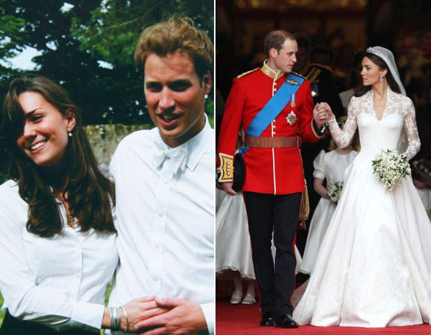 William and Kate's love story
