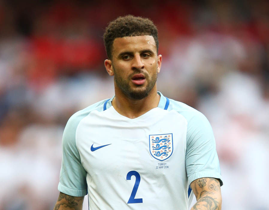 Kyle Walker England Euro 2016 Squad Sport Galleries