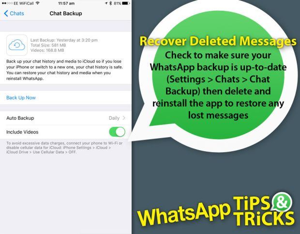 WhatsApp - Hidden tricks and features you probably don't know, but definitely should be using