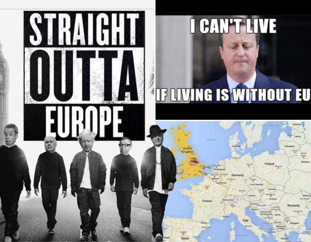The funniest EU brexit memes