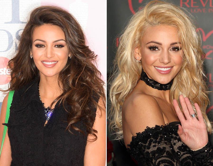 Blonde V Brunette Celebrity Hair Transformations