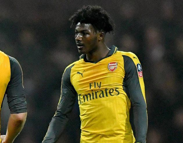 RB: Ainsley Maitland-Niles - 5: Looked okay going forward but was nervous at the back when Preston ran at him