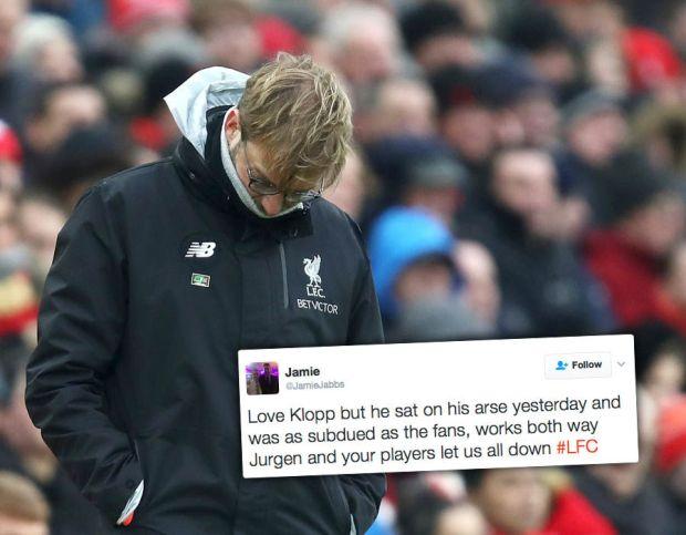 Liverpool-fans-Jurgen-Klopp-Swansea-Twitter-reacts
