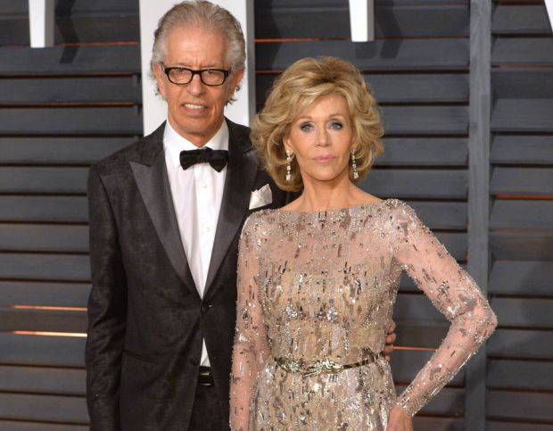 Jane Fonda and Richard Perry have reportedly split