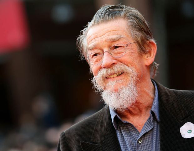 Sir John Hurt died aged 77 after battling cancer