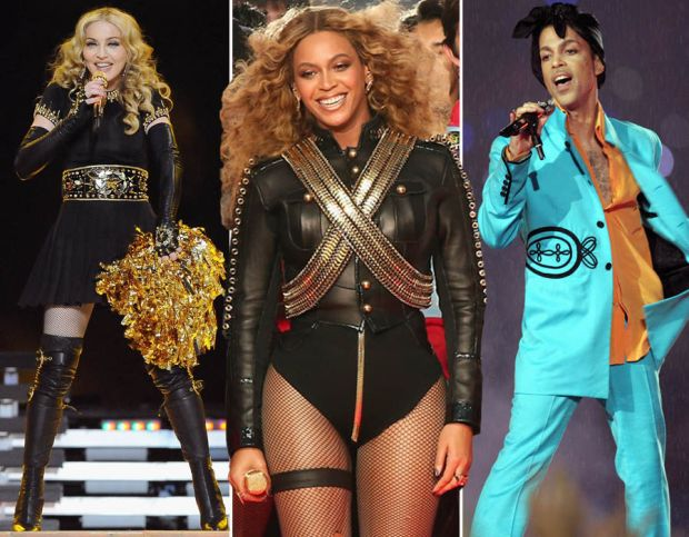 The best ever Super Bowl half time moments