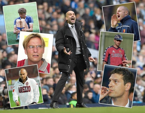 Premier-League-managers-young-years-pressure
