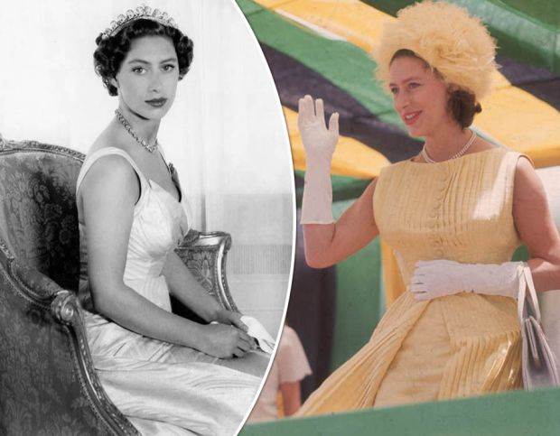 Princess Margaret in pictures
