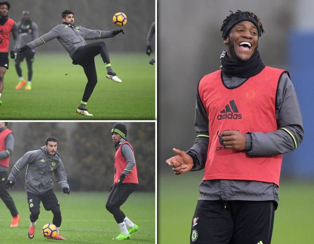 Chelsea-training-Burnley-Premier-League