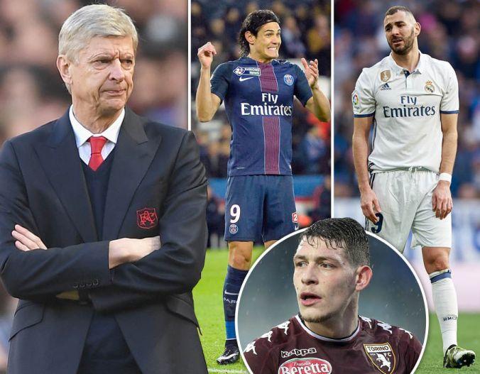 Image result for Arsenal Transfer targets