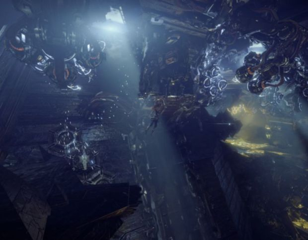 Horizon Zero Dawn's Cauldrons?