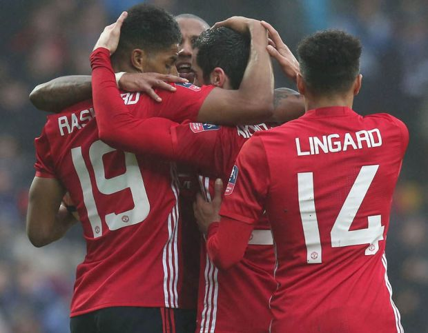 Manchester United player ratings Blackburn