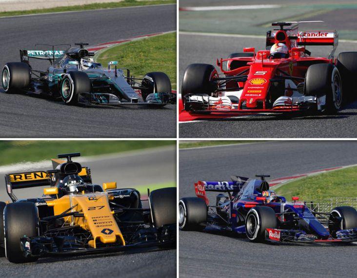 Australian Melbourne Grand Prix Cars