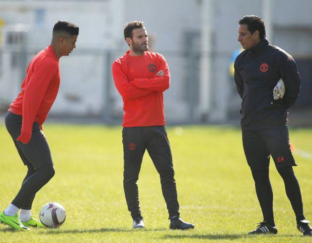 Manchester United Rostov