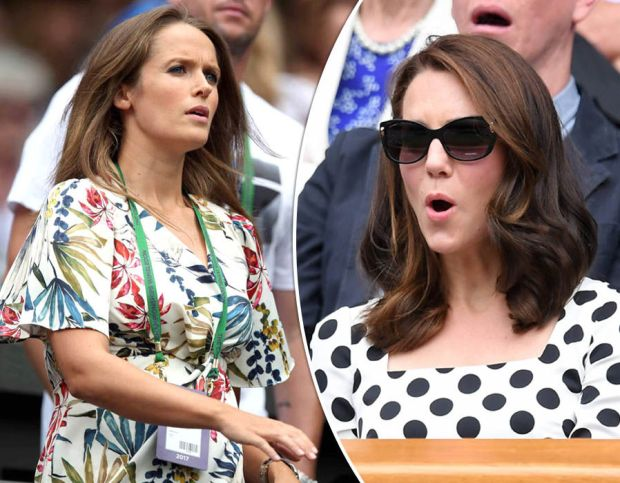 Wimbledon 2017: Celebrities enjoy the tennis