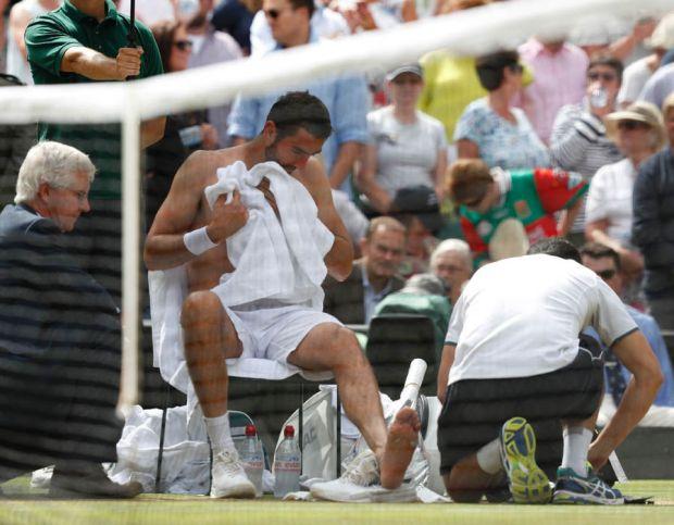 Marin Cilic Wimbledon final
