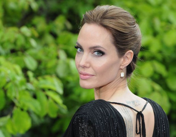 Angelina Jolie in pictures
