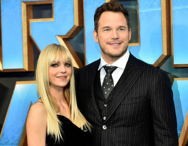 Chris Pratt and Anna Faris announced they will be separating in a moving Facebook post