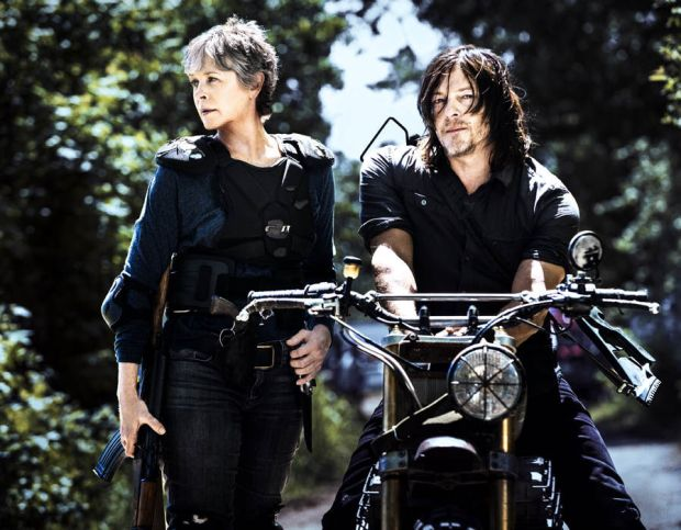 Will season eight finally see Carol and Daryl together?
