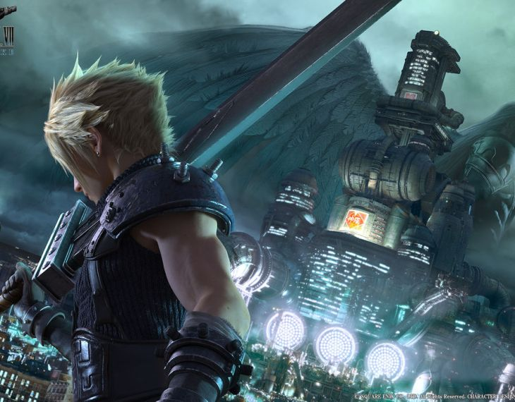 PS5 release date   Could THIS huge game be a launch title for PS4     Final Fantasy 7 Remake
