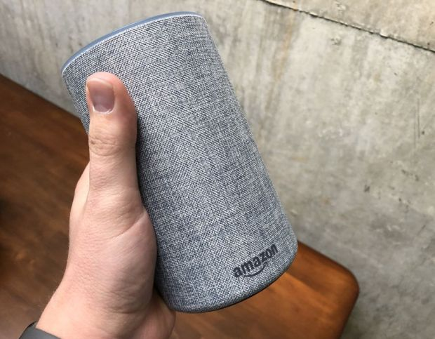 New Amazon Echo smart speaker revealed