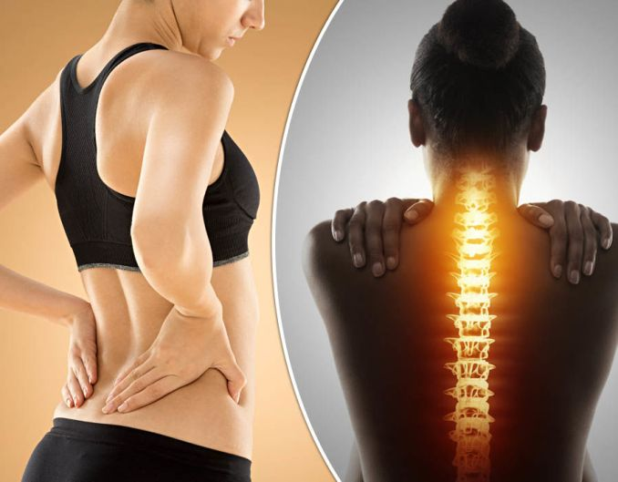 SIx simple exercises to alleviate back pain