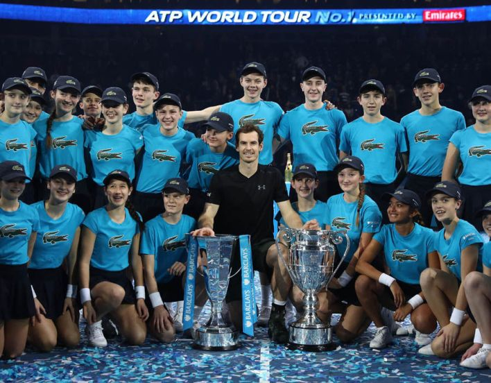 ATP World Tour Finals Road to London rankings