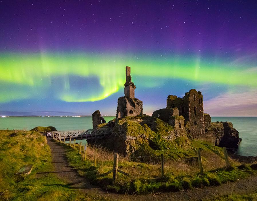 Northern Lights Forecast Scotland Tonight