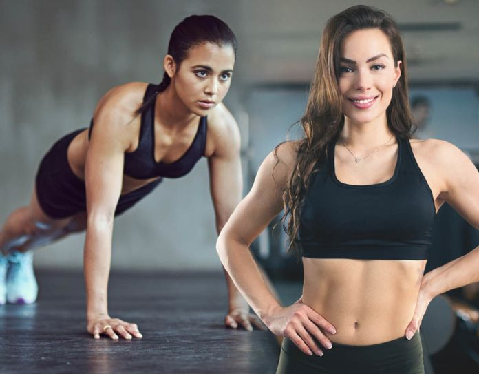 Lose belly fat with these simple exercises