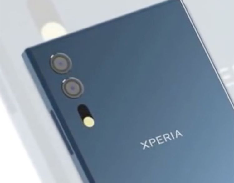 Sony Xperia XZ2 release concept images