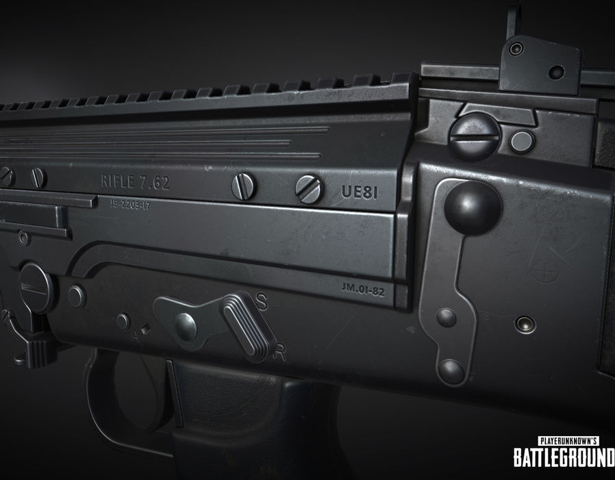 PUBG Servers LIVE Weapon Skins Update Includes Free New