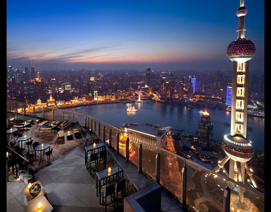 Rooftops Bars 10 Best In London Shanghai Thailand And