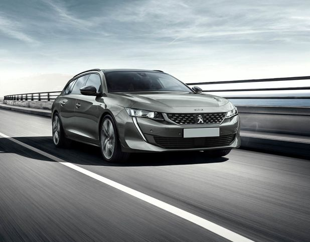 New Peugeot 508 SW 2019