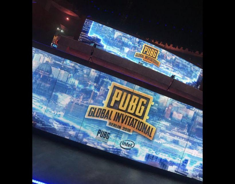 Pubg Battlegrounds Hosts The Invitational Live From Berlin