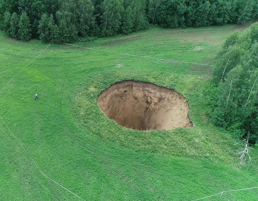 Hole World Russia Deep