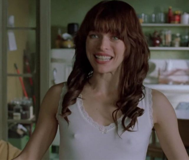 Take A Look Back Through Acclaimed Actress Milla Jovovichs Sexiest Ever On Screen Moments