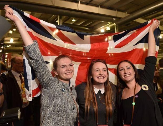 scottish referendum scotland independence vote lost united together celebrate historic