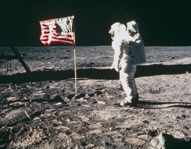 Ever since Apollo 11 landed on the moon, conspiracy theorists have suggested that the landing was forged by NASA with the aid of other organizations